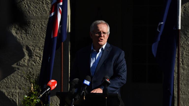 Австралийският премиер Скот Морисънкоментира, че преди да бъдат пуснати в