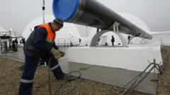 Ноември започва полагане на тръбите за Южен поток по дъното на Черно море