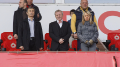 ЦСКА с нов стадион до края на годината