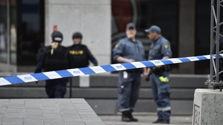 Почина пострадалият от взрив край метростанция в Стокхолм