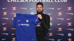 Жиру: Не взех сам решението да напусна Арсенал