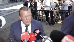 Премиерът на Дания подаде оставка
