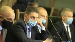 Христо Терзийски: 10% увеличение на заплатите в МВР догодина