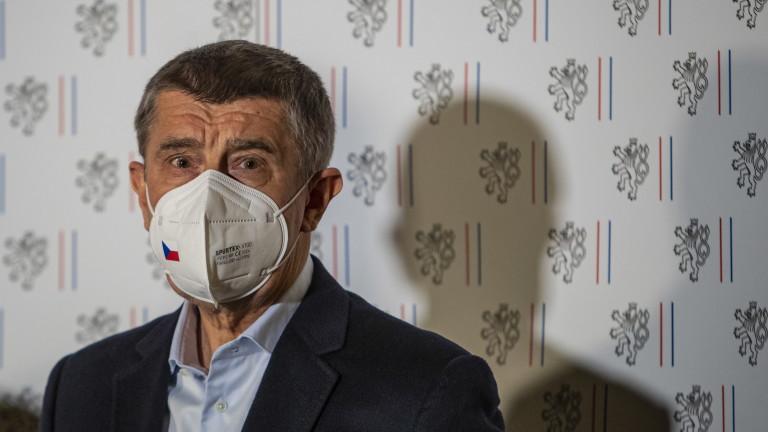 Премиерът на Чехия под обстрел заради доклад на ЕК за конфликт на интереси