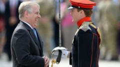 Бъкингамският дворец отхвърля обвиненията срещу принц Андрю