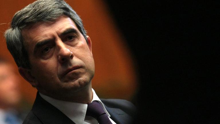 Румен Радев е популист и лидер на опозицията, оцени Плевнелиев