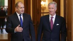 Румен Радев: Фундаментът на българската демокрация почива на белгийски образец