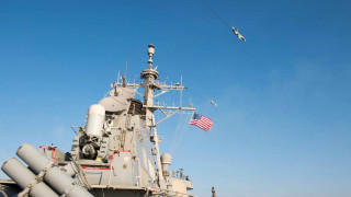 В Русия: Черно море не е преходен двор за военни кораби на САЩ