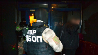 Арестуваха шестима при операция на ГДБОП