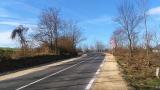 Близо три месеца ремонтират пътя Хасково-Димитровград