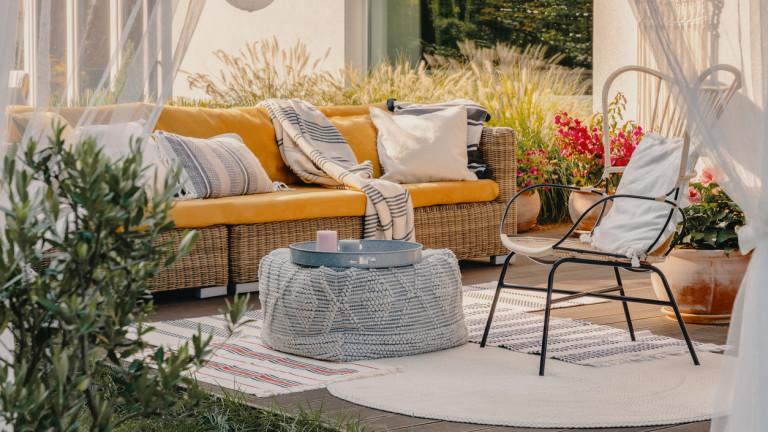Как да създадем перфектния двор или тераса