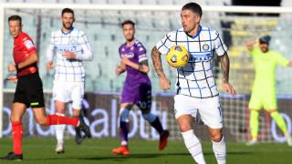 Интер задържа за още един сезон 35-годишен футболист