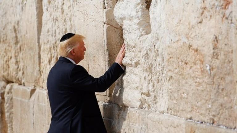 ЖП гара в Йерусалим ще носи името на Доналд Тръмп