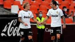 Валенсия записа осмата си победа в Ла Лига през сезона