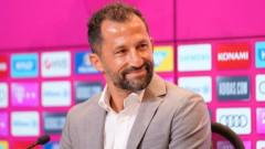 Салихамиджич: Искаме Байерн на Юлиан да бъде като Италия