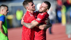 ЦСКА отново е големият победител във Вечното дерби, Левски помечта за кратко
