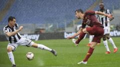 """Рома отново е в борбата за зона """"Шампионска лига"""""""