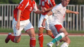 Юношите победиха с 3:2 връстниците от Македония