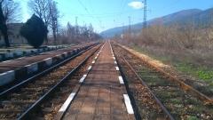 Пътнически влак прегази жена в Разград