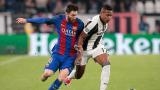 Бьорн Куйперс ще свири Барселона - Ювентус
