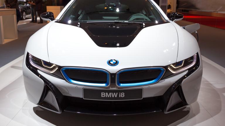 BMW намалява почти наполовина въглеродните емисии до 2030-а година