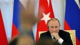Путин бесен от дисквалификацията на руските параолимпийци