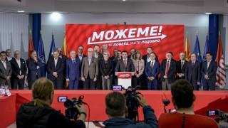 """""""Можем"""" на Заев спечели изборите в Република Северна Македония"""