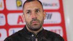ЦСКА и Петър Занев се разделят