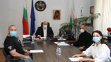 Министър Кралев се срещна с представители на Асоциацията за здраве и фитнес
