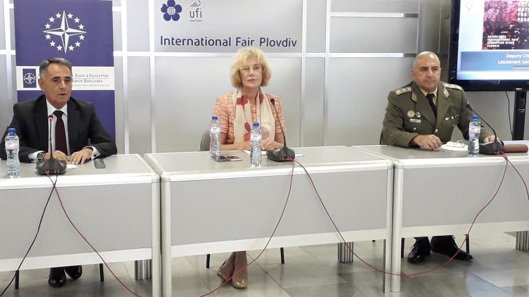 Ген. Димитър Илиев: Киберпространството определя войските, силите и оръжията
