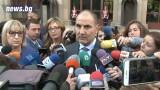 Само две предложения са отхвърлени, уточнява Цветанов за КСНС