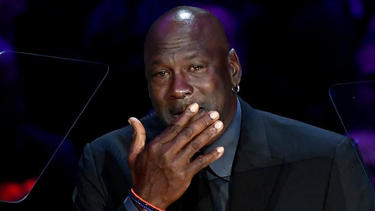 Какво разплака Майкъл Джордан