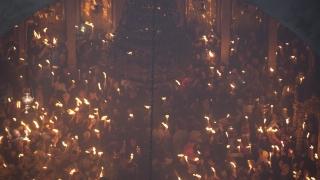 Велика събота е, идва Благодатният огън