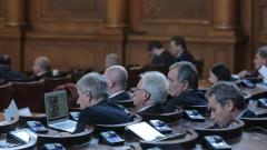 Управляващото мнозинство прие промените в Изборния кодекс