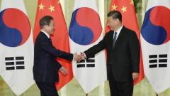 Лидерите на Япония и Южна Корея на тристранна среща на върха в Китай