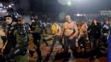 Българи арестувани след мелето в Белград