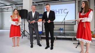 BHTC приключи инвестицията си за 31,6 милиона лева у нас. Наема 400 души до 2022-а