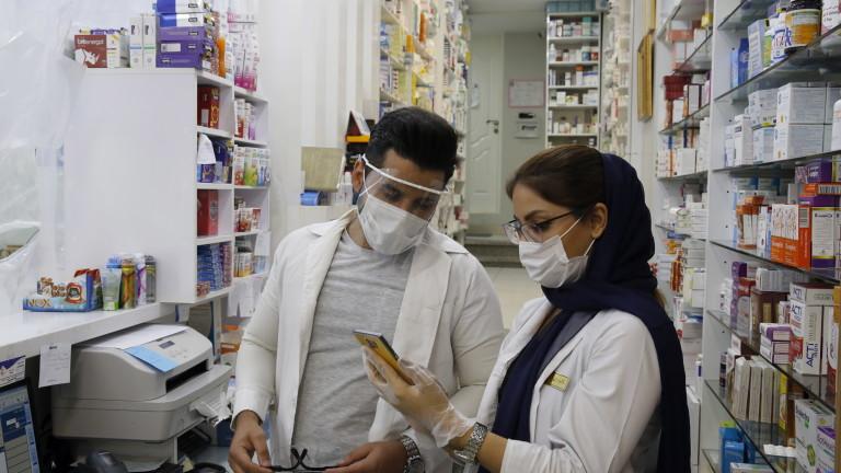 Иран с нов рекорд на починалите от COVID-19 за денонощие