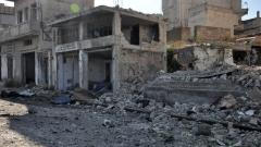 Турция близо до превземането на сирийския град Ал Баб