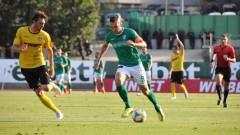 Ботев (Пловдив) - Берое 3:1, гол на Шопов, червен картон за Еуженио!