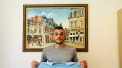 Стефан Христов от Дунав: Амбициран съм да играя в по-добър отбор