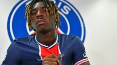 Официално: Мойс Кийн е футболист на ПСЖ