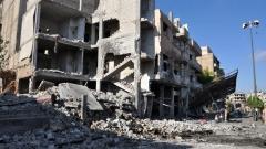 Кола бомба уби над 40 души край сирийския град Ал Баб
