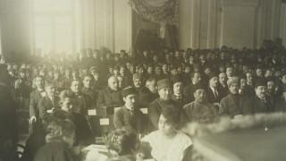 Пътят към Азербайджанската демократична република. От Февруарската революция 1917 до 28 май 1918 г.