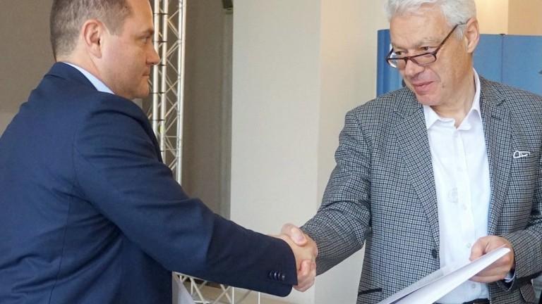 Русе и Тракия икономическа зона създават индустриален парк край Дунав