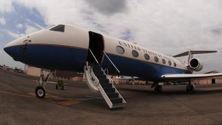 Богаташите вече пестят пари от частни самолети