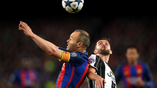 Барселона - Ювентус 0:0 (Развой на срещата по минути)