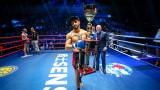 Антон Петров с успех още в първия рунд срещу Танасис Кукуфикис
