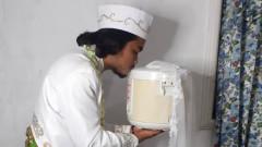 Когато се ожениш за... уред за готвене на ориз