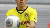 Едисон Йорданов отново в състава на Борусия